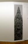 tirage baryté, 190 x 45,6 cm